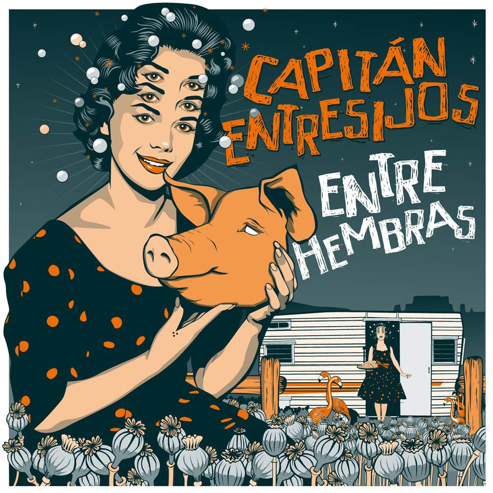 CAPITAN ENTRESIJOS portada 2013