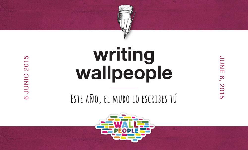wallpeople-writing