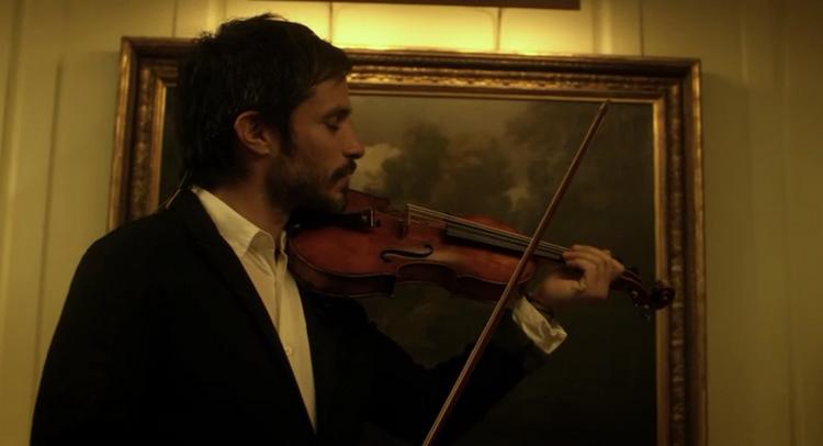 Mozart in Jungle - Rodrigo al violín