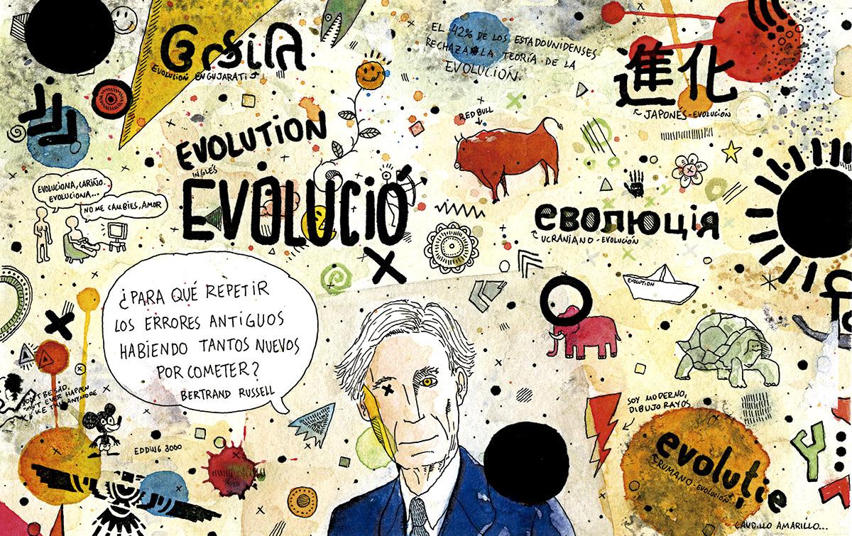 evolución-dibujo