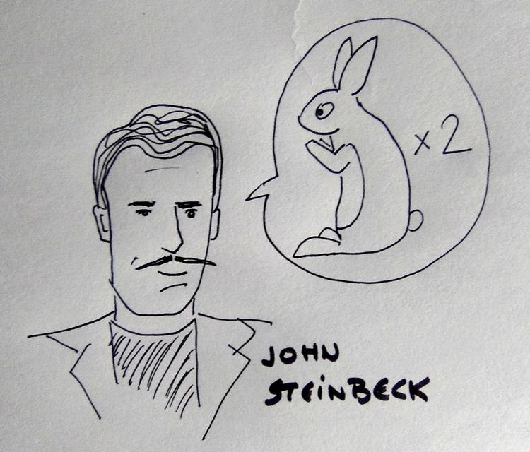 Los conejos de Steinbeck