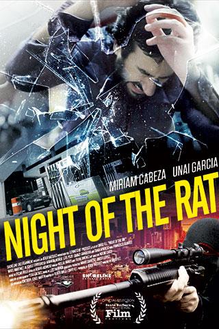 Poster La noche del ratón en Shoreline