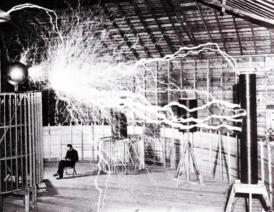 Tesla mis inventos