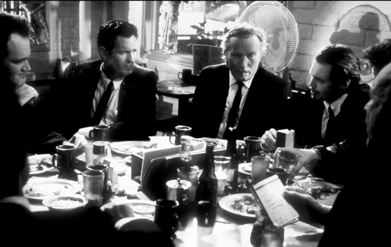 Reservoir Dogs - Like a virgin