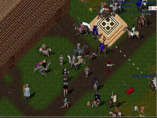 Ultima Online.