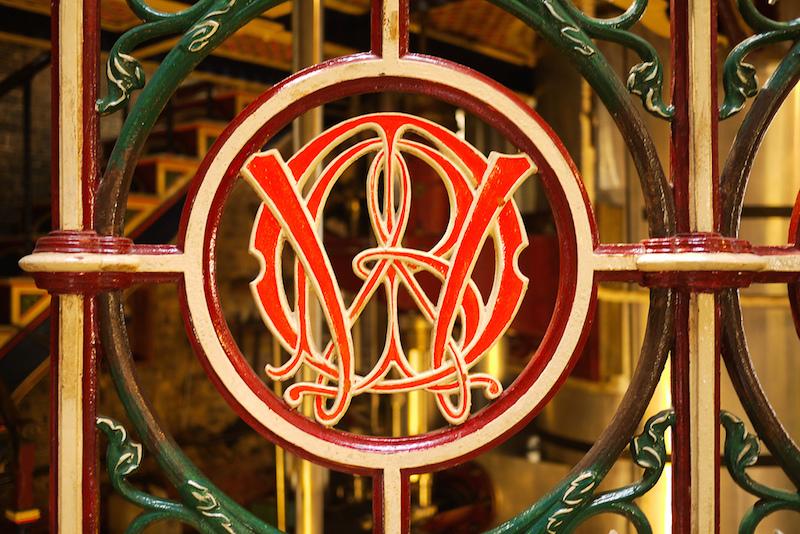 Emblema del Metropolitan Board of Works/Jaypeg reproducido bajo lic. CC