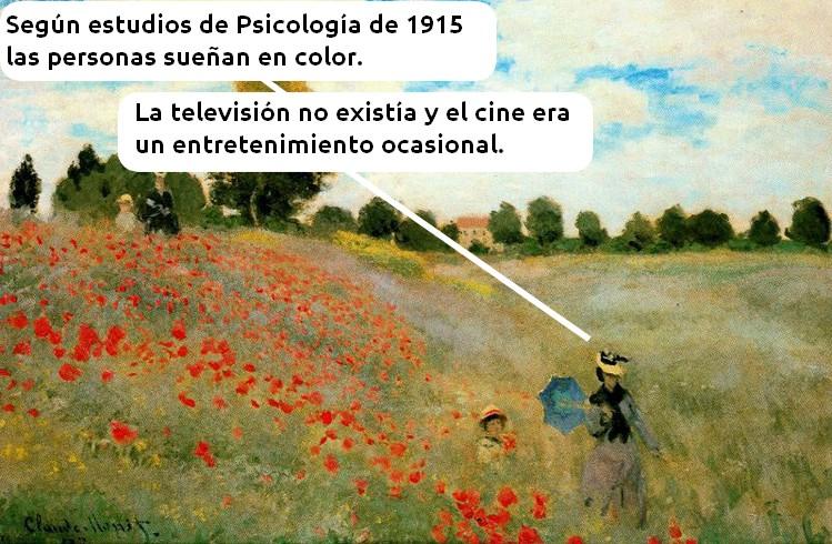 Sueños 1915