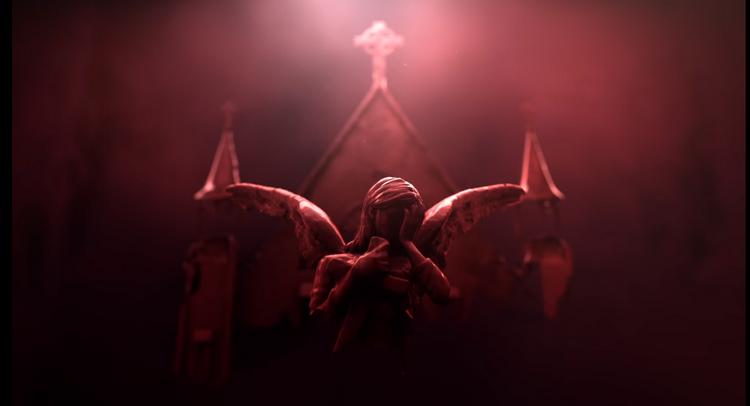 El ángel de la justicia