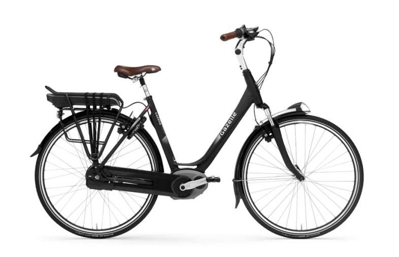 Bicicleta eléctrica Gazelle