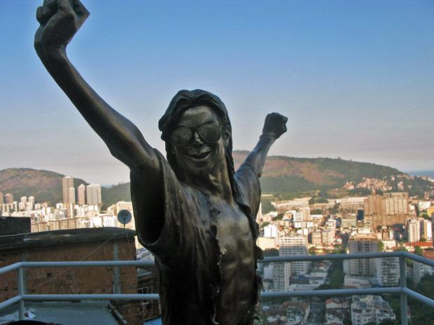 El Día En Que Michael Jackson Subió A La Favela Yorokobu
