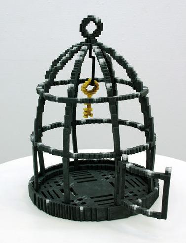 esculturas pixeladas 11