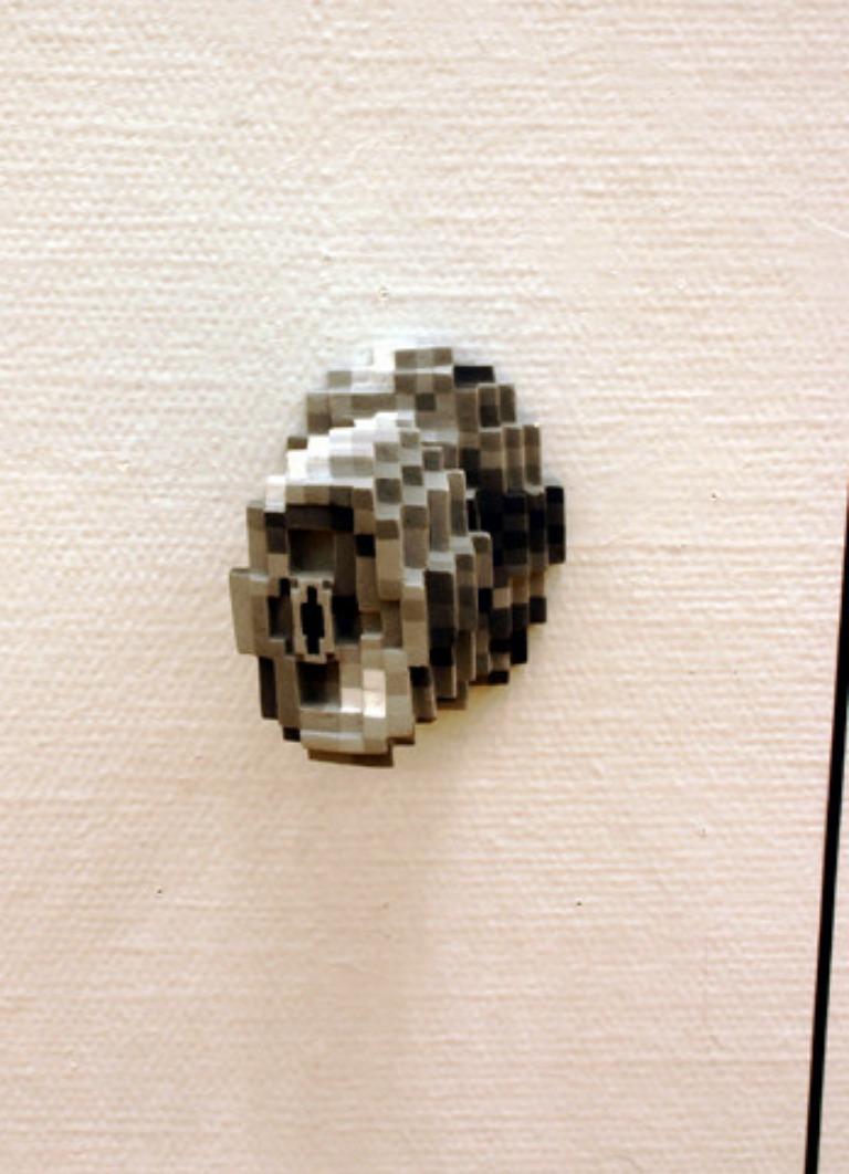 esculturas pixeladas 5