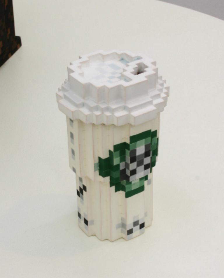 esculturas pixeladas 9