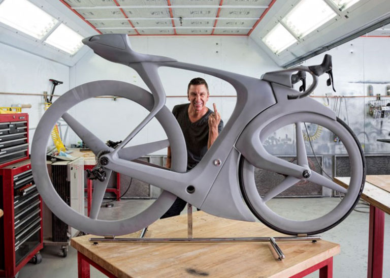Robert Egger Fuci concept bike