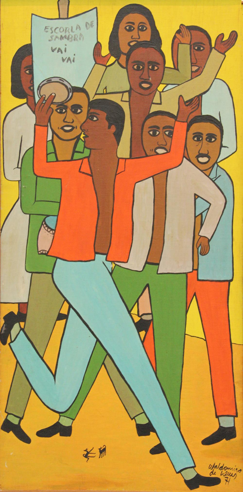 14 - escola de samba