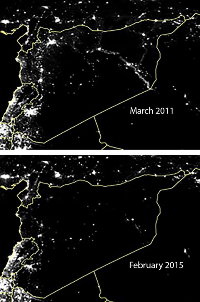 Siria (Nasa)