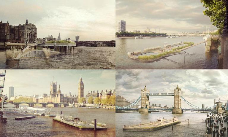 Chapuzón Urbano Londres