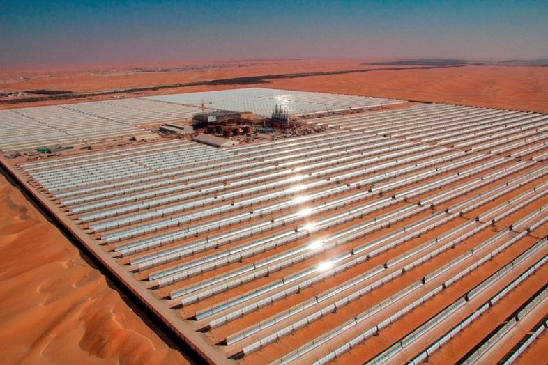Shams granja solar