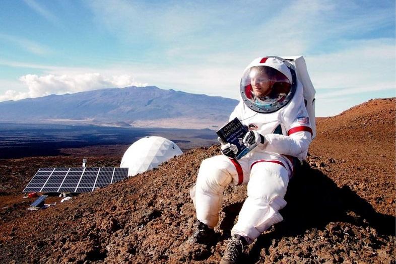 astronauta soledad