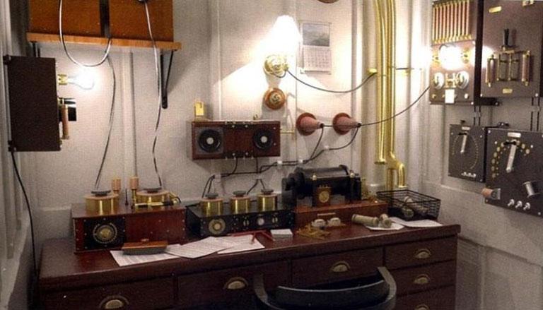 Sala de radio