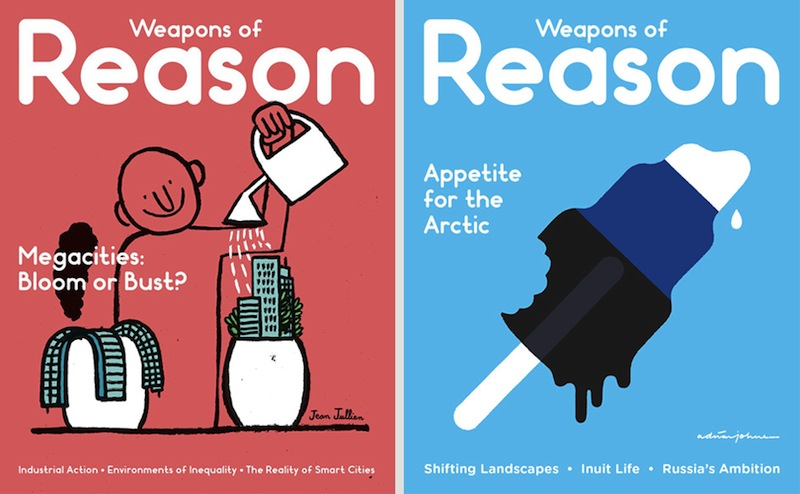 weapons of reason