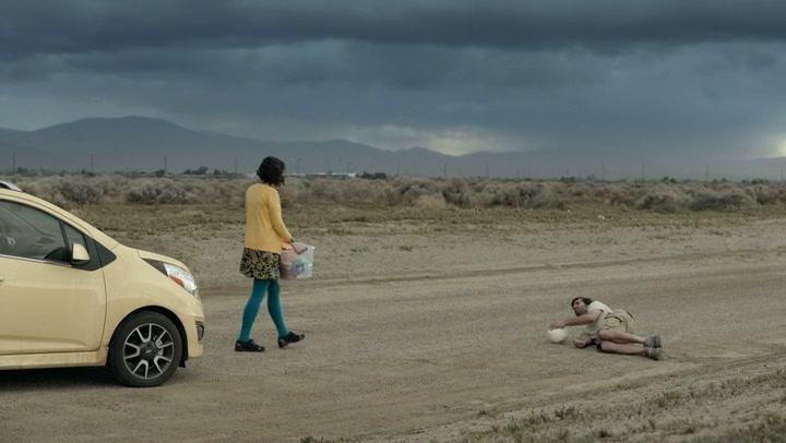 El último hombre en la Tierra- Carol al rescate