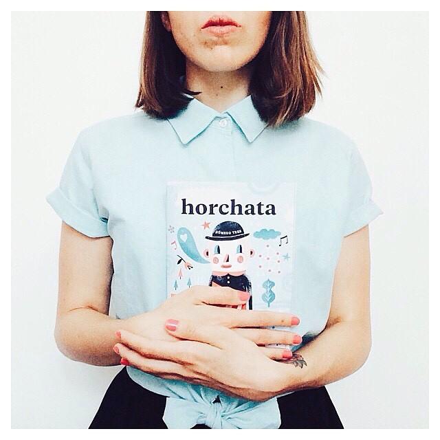 revista Horchata