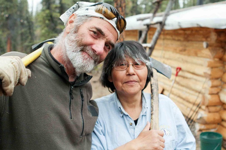 Heiko y Edna