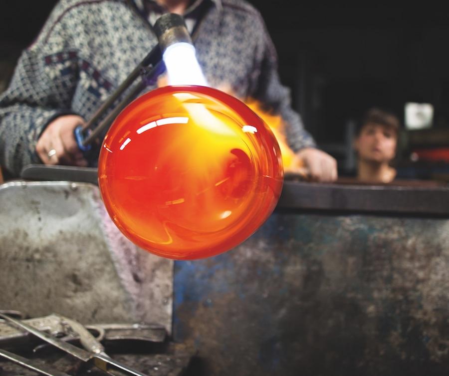 maestro vidriero