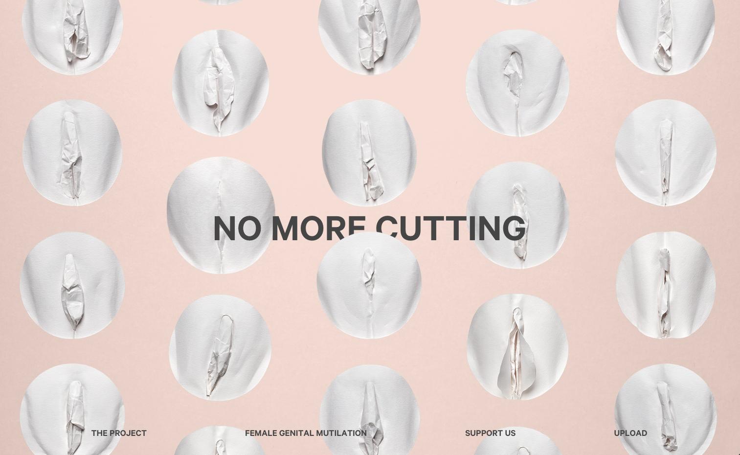 Niñas Malas Porn vulvas de papel contra la ablación (y la hegemonía de labios