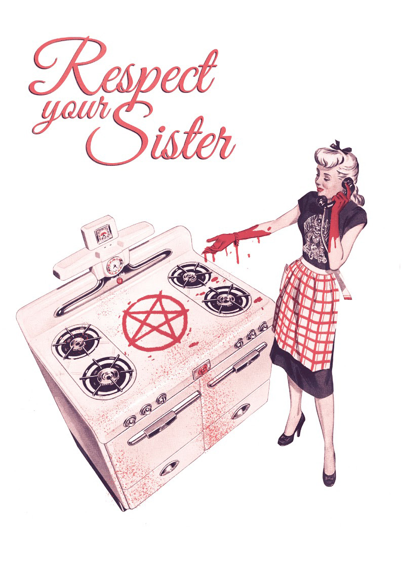 respect your sister