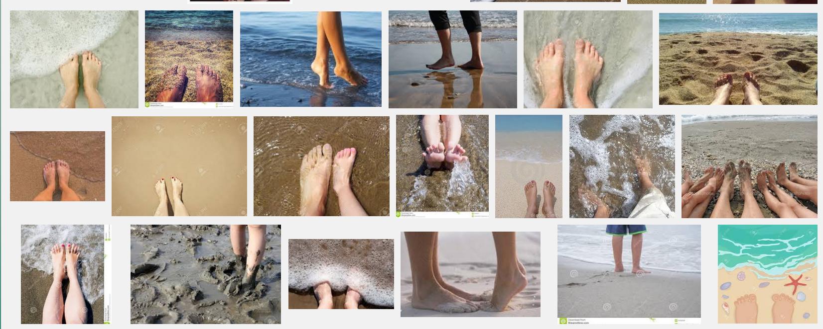 fotos pies