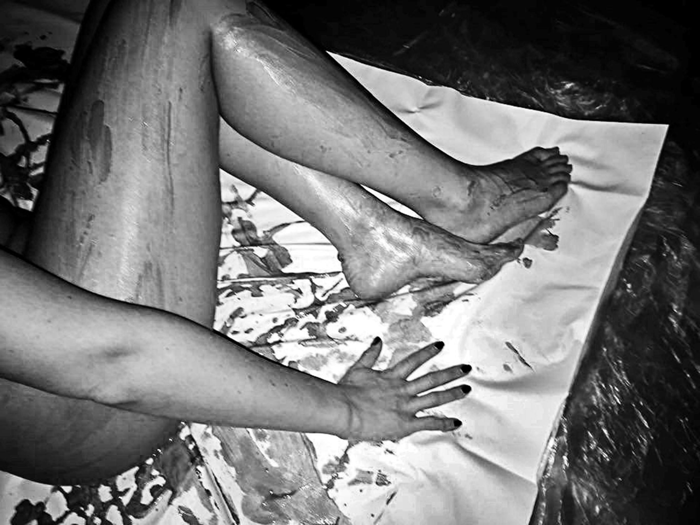 Cuando El Sexo Es Arte El Kit Para Pintar Cuadros A Dos Cuerpos