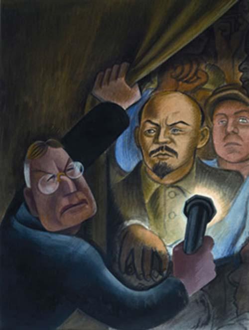 Cuando Diego Rivera Y Frida Kahlo Le Dijeron No Al Millonario