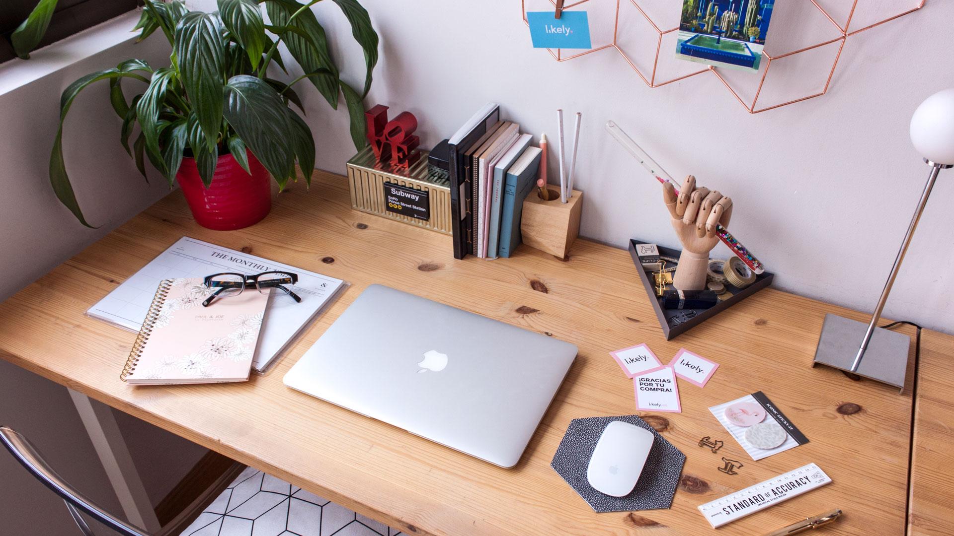 En busca de la oficina casera perfecta