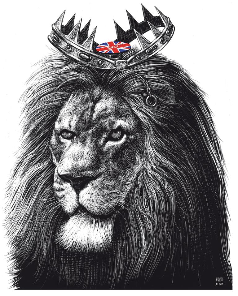 ricardo martinez djr-lion-brexit-copia