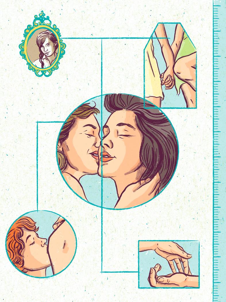 dibujo de matrimonios bostonianos