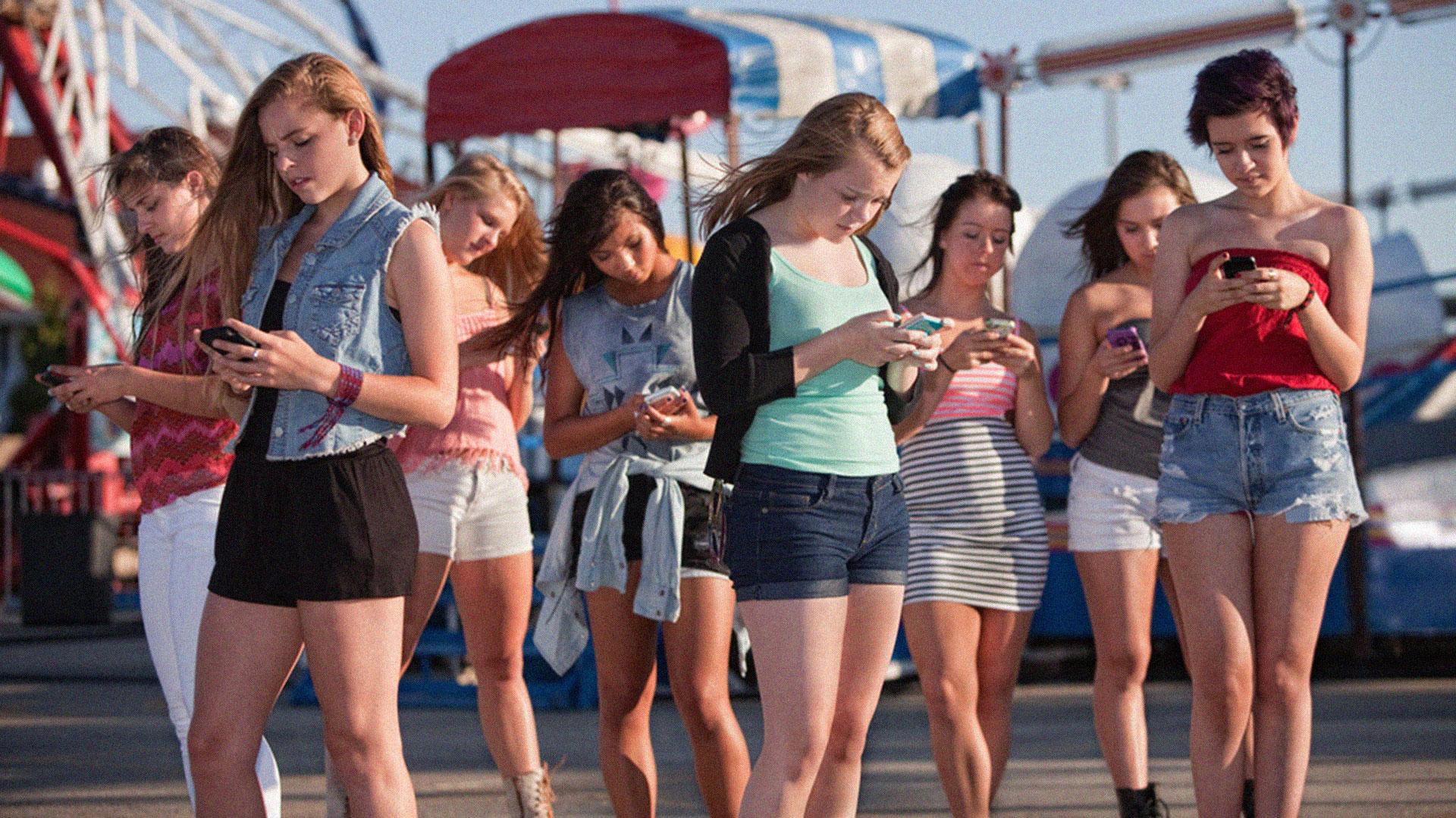 Están los adolescentes enganchados al 'sexting'? – Yorokobu