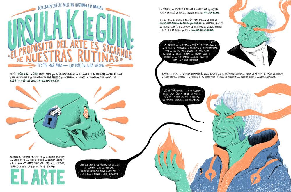 folletin ilustrado