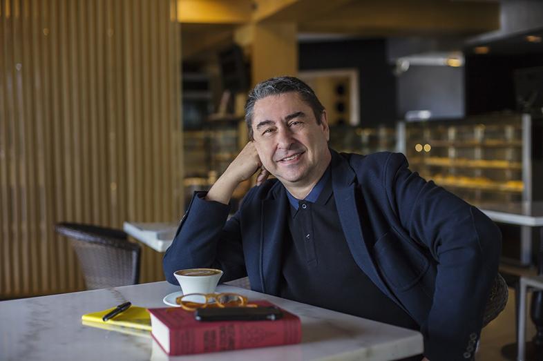 Fernando Ruiz-Goseascoechea. Foto: Orlando Barria