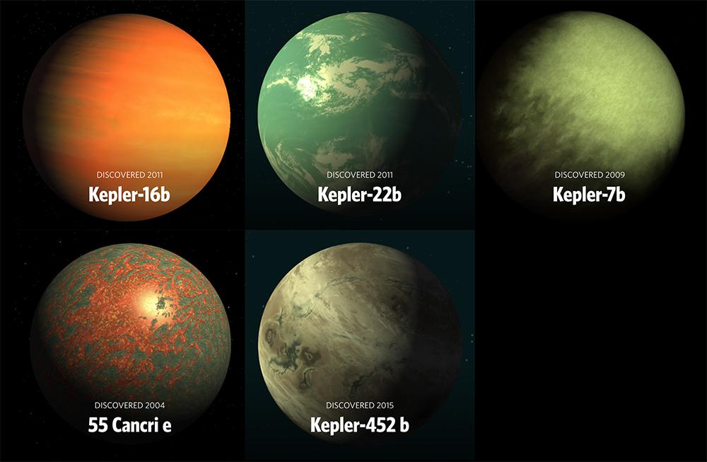 La NASA crea una herramienta virtual para visitar exoplanetas