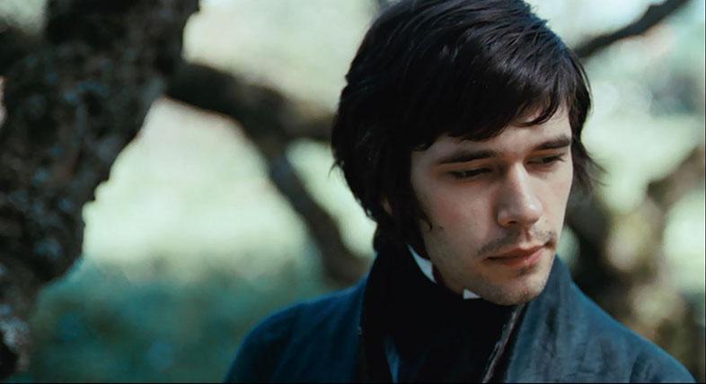 El actor Ben Whishaw dio vida a J. Keats en la película 'Bright Star' de Jane Campion