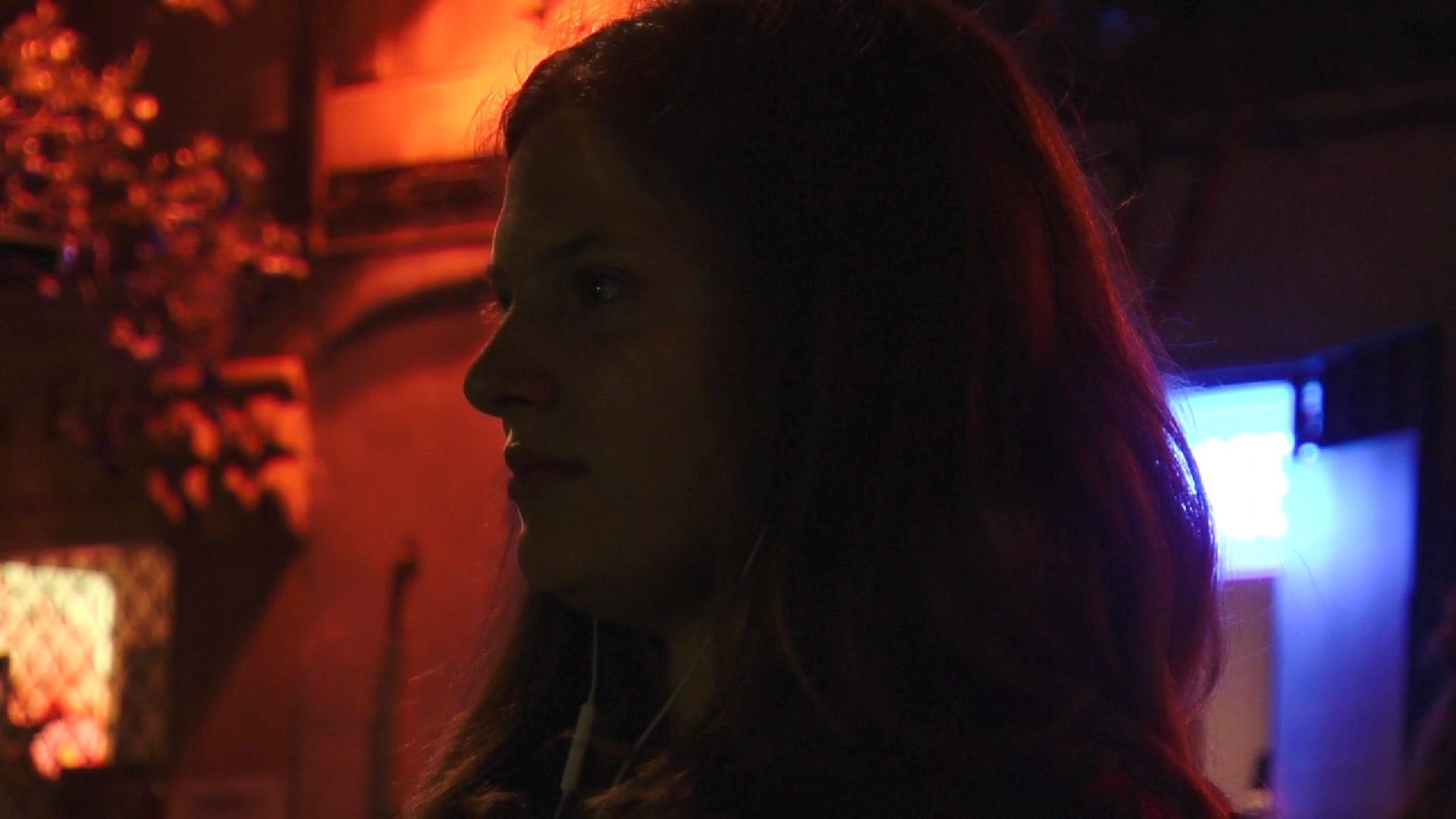 Fotograma de la película Allau del Institut Moisès Broggi de Barcelona