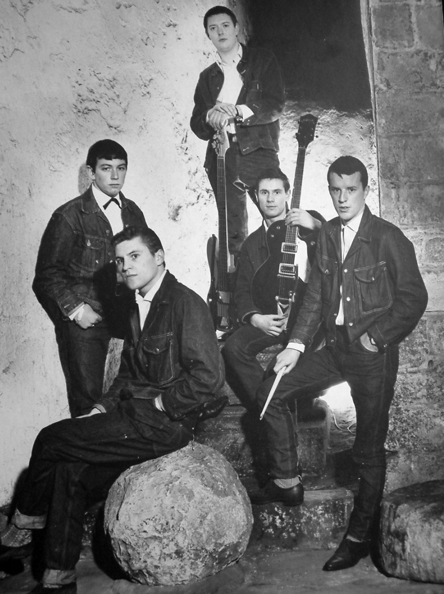 The Animals, 1964