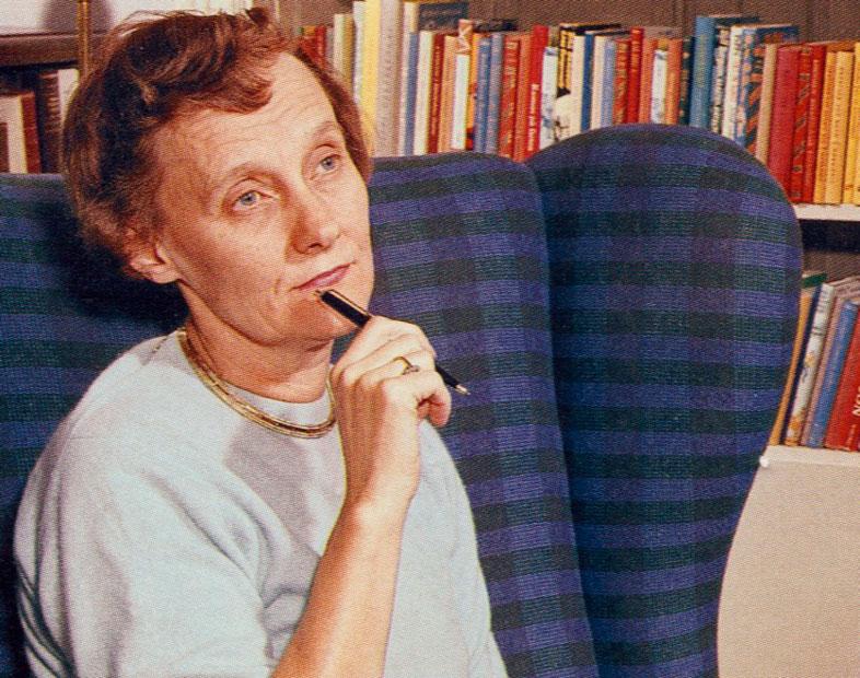 Astrid Lindgren en 1960