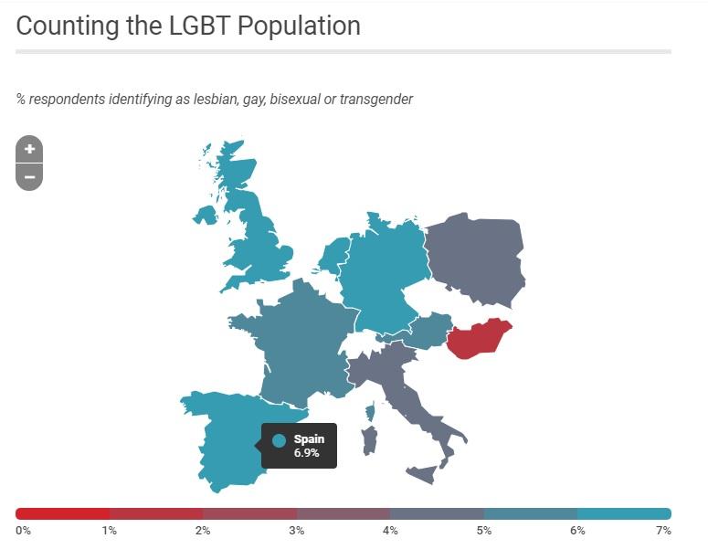 Una web homófoba rusa avisa sobre cuántos gays hay en cada ciudad