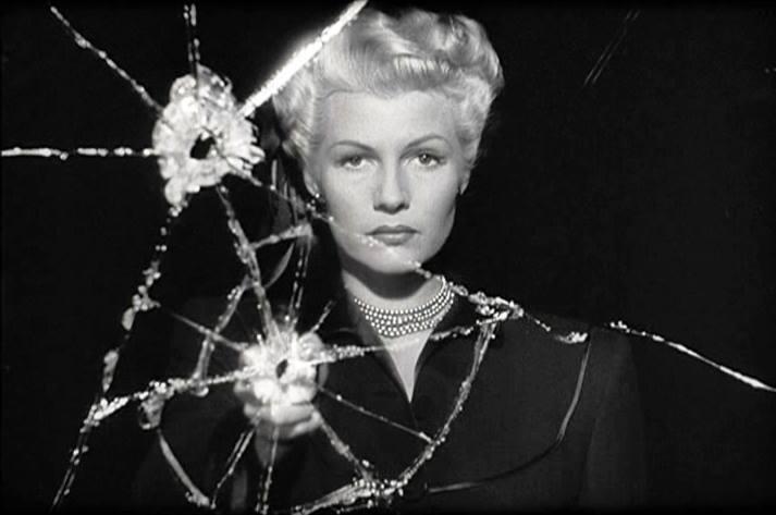 Rita Hayworth en 'La dama de Shangái'.