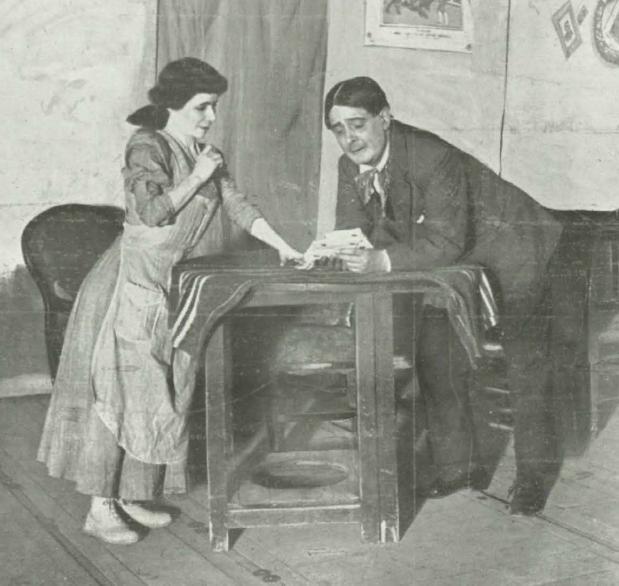 Loreto Prado, en el escenario