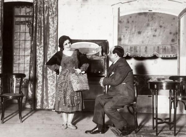 Loreto Prado, en el teatro