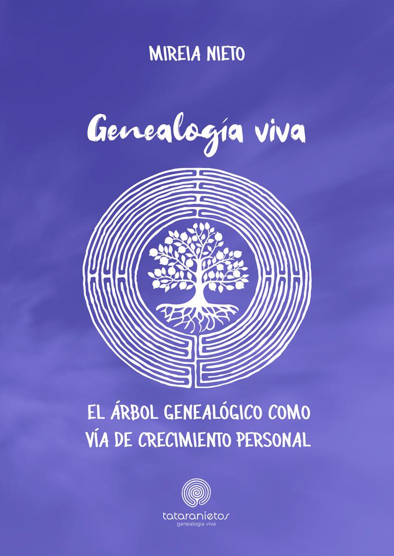 genealogía viva portada del libro